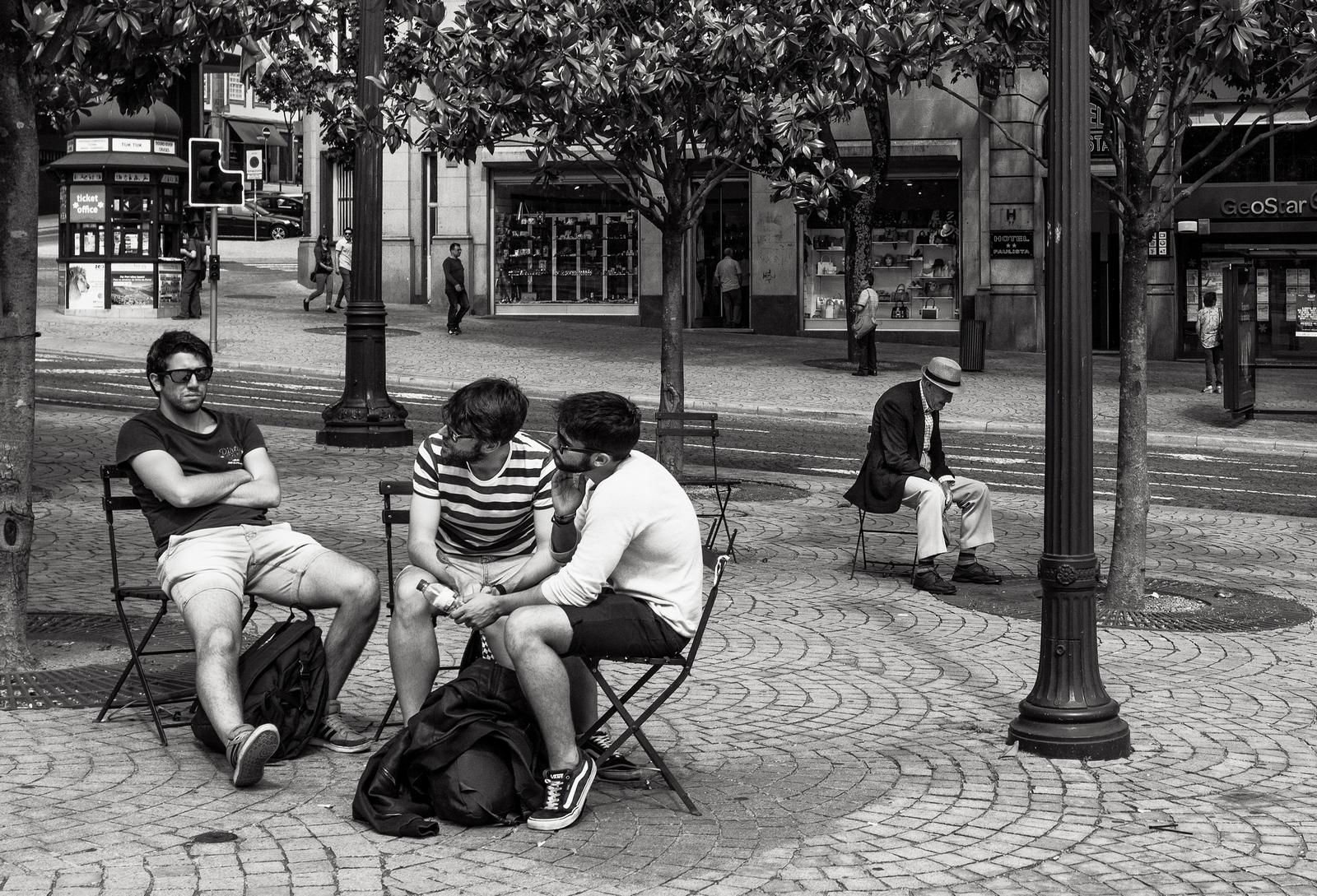 Streetfotografie – die neue Gruppe in unserem Verein