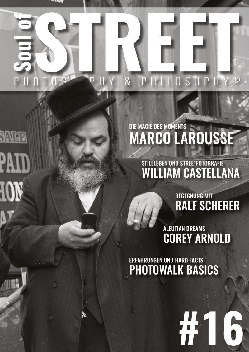 """Beitrag von Ralf Scherer in der Zeitschrift """"Soul of Street"""""""
