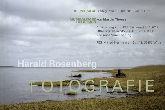 Fotografie – Eine analoge Fotoausstellung von Harald Rosenberg