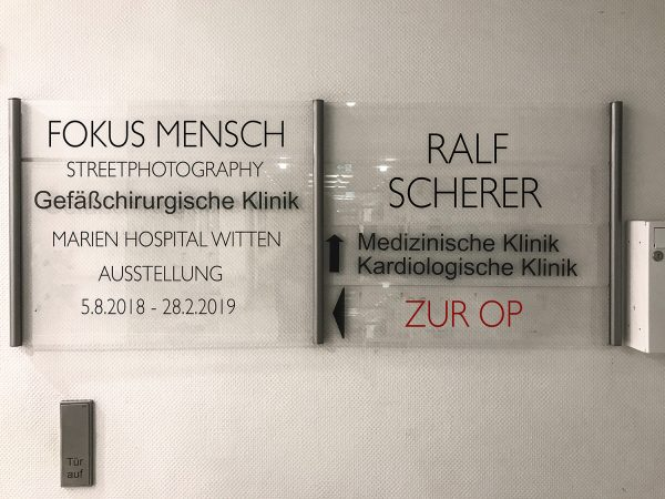 Fokus Mensch -Streetphotography von Ralf Scherer