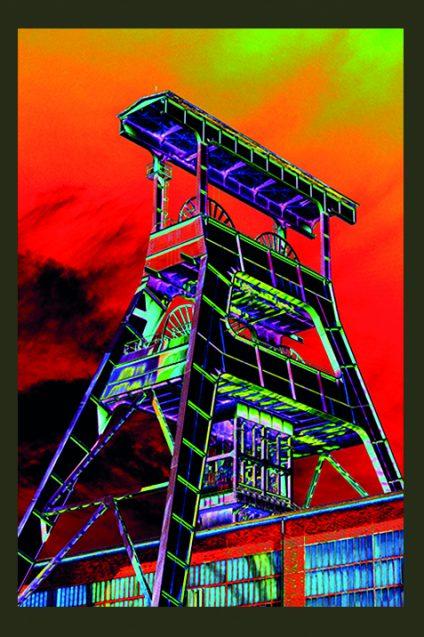 """""""Stahl und Kohle – eine Industrie andersfarbig"""""""